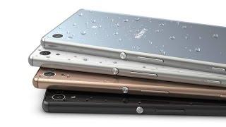 Xperia Z3 و Xperia Z3+ بالفيديو : شاهد الفروقات مابين