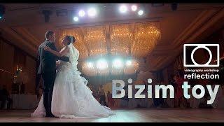 Красивая Азербайджанская свадьба в Харькове. Bizim toy