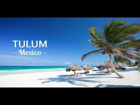 Tulum Ruins Mexico 4K Travel Anti Vlog