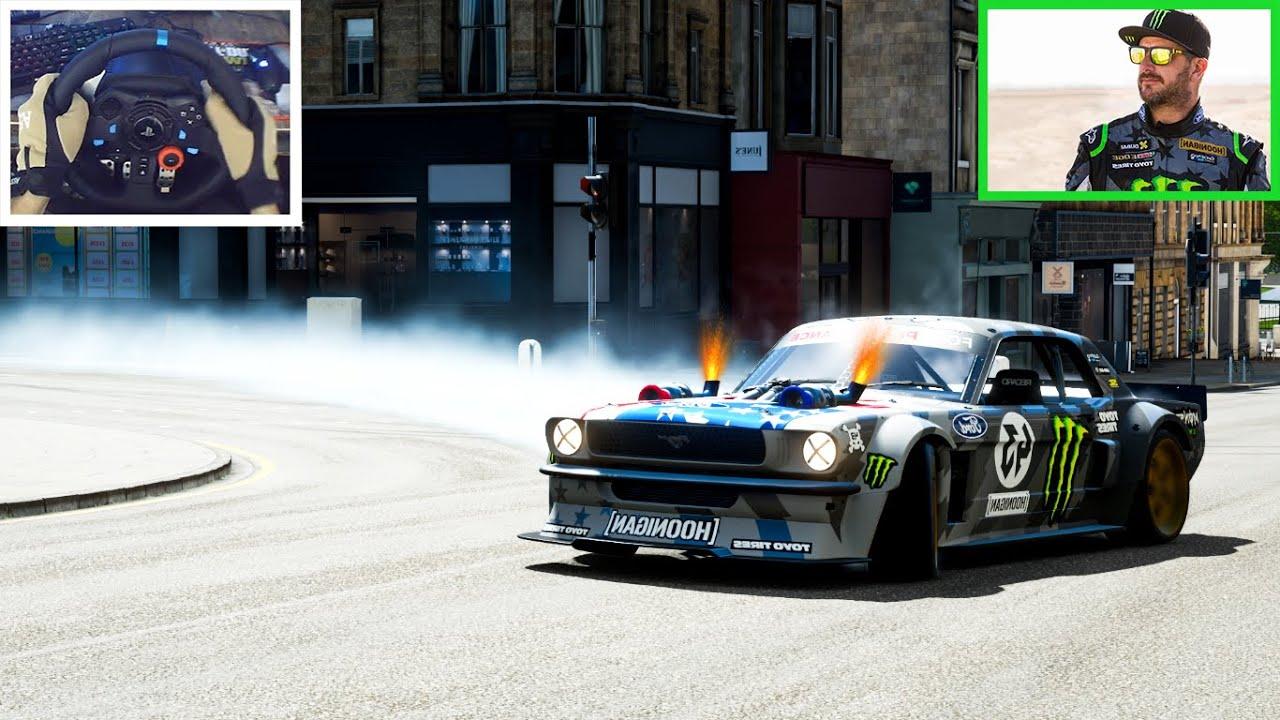 Hoonigan Mustang Forza
