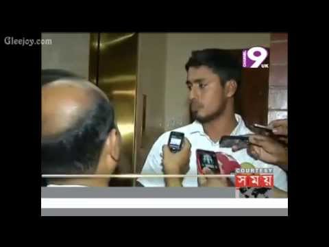 Ashraful apologizing to the country for spot fixing