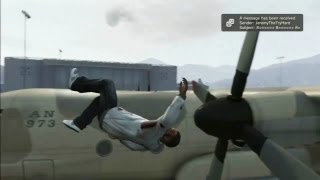 Ways to Die in GTA 5 (Funny Grand Theft Auto 5 Deaths Moments Montage) by Whiteboy7thst