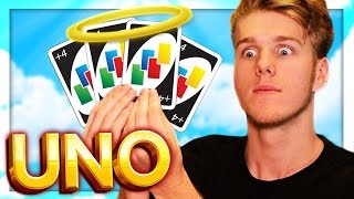 THE BEST UNO HAND EVER? (FAIL)