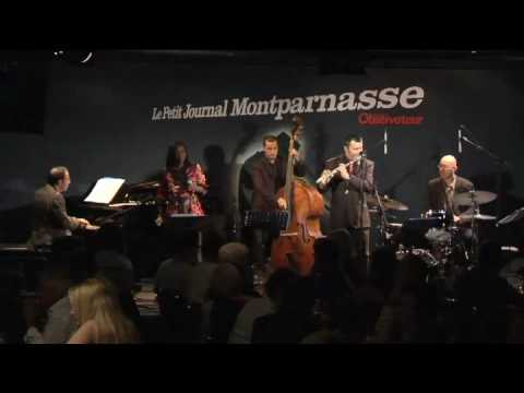 Margeaux Lampley au Petit Journal Montparnasse - Wastin' My Time