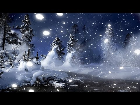 Winter Instrumental Music - Snowflake Woods