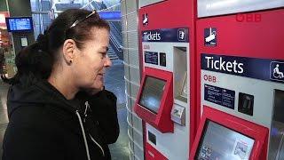 ÖBB testen Telefonjoker am Ticketautomaten