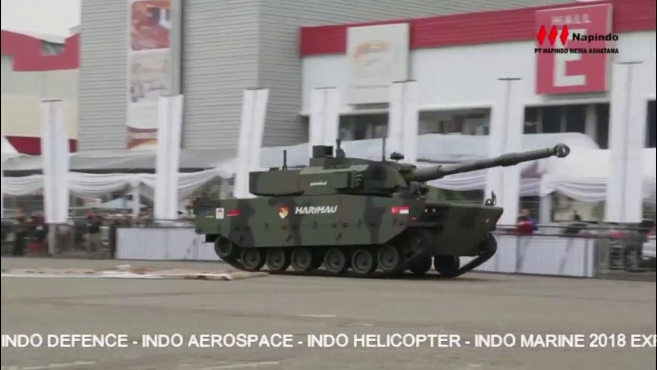 Indo Defence Expo & Forum | Pameran Pertahanan Terbesar di Indonesia