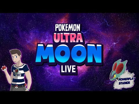 🔴 LIVE POKEMON ULTRA MOON LET'S PLAY | Roadto2K | Come Join us (BLIND)