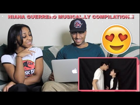 Couple Reacts : Muser To Watch Ep 2 - Niana Guerrero Musical.ly Reaction!!! ITS LIT!!