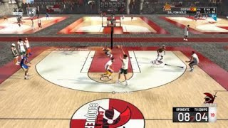 The best dunk in the World NBA 2K19 by WolveGolden