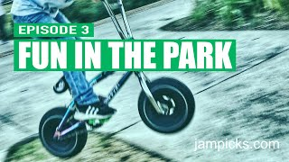Join us in the park! Episode 3