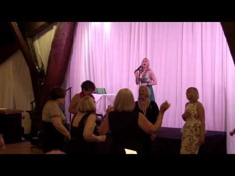 Rachel Mercer - Cabaret Singer