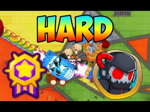 Bloons TD 6 - HARD - Cubism Walkthrough