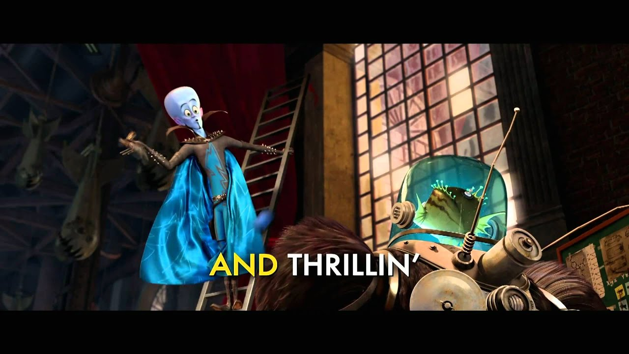 Megamind MEGA Rap TV Spot
