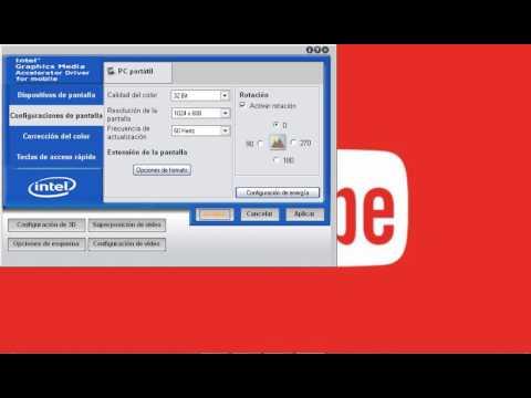 modded driver intel gma 3150 windows xp