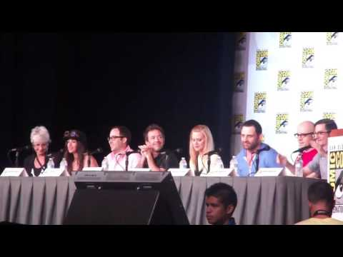 San Diego Comic Con Legend of Korra Panel FULL 2012