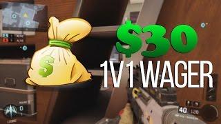 1v1 Black Ops 3 $30 Pot Wager