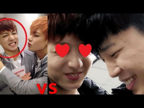 JIKOOK - The difference between Jimin and...