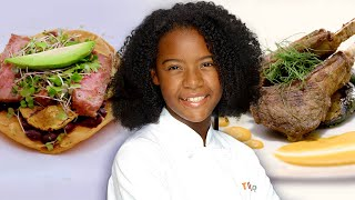 13-Year-Old Chef Makes AMAZING Mexican & Creole Dishes! | Universal Kids