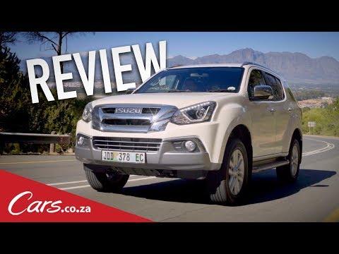The New Isuzu mu-X   First South African Review
