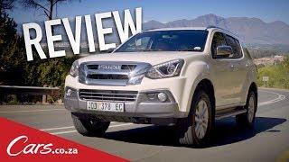 The New Isuzu mu-X | First South African Review
