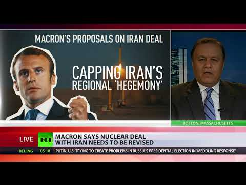 'Nuclear deal with Iran needs to be revised' - Macron