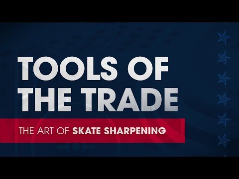 Tools Of The Trade: The Art Of Skate Sharpening