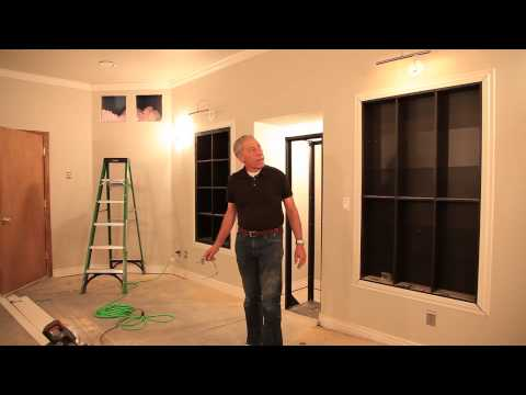Building a new music room part 5