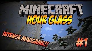 Minecraft Minigame - INTENSE HOURGLASS