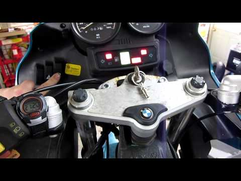 BMW Service - Clearing a fault from BMW ABS I & ABS II systems