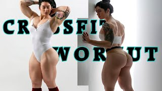 Crossfit Motivation Women Training - Natasha Aughey Workout