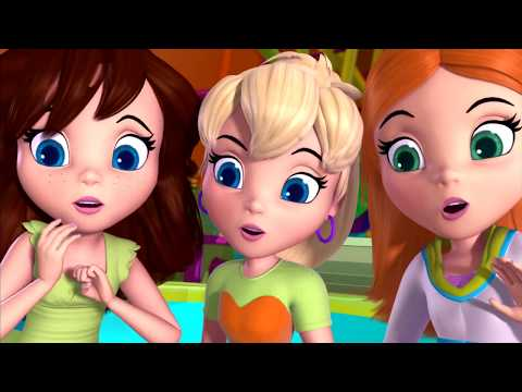 Polly Pocket | 🌸 Wake me when it's over 🌸 | Cartoons for Children | Kids TV Shows Full Episodes