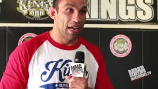 Fabricio Werdum says he asked Luke Rockhold if his belt was still fake after beating Cain Velasquez