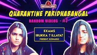 Quarantine Paridhabangal  | Random Videos 🤣 #7 | Pooja Rajendran | Rowdy Production Unit