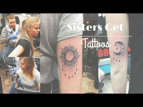Sisters Get Meaningful Tattoos Together