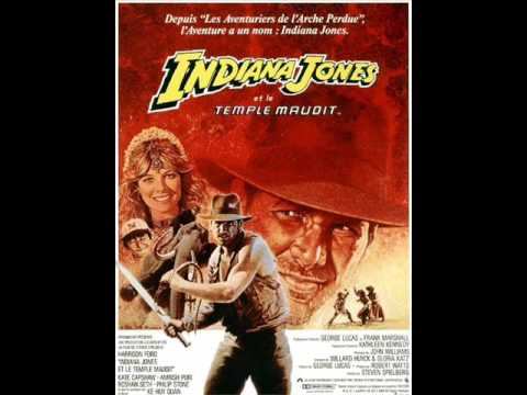 Francis Lax - Indiana Jones Et Le Temple Maudit