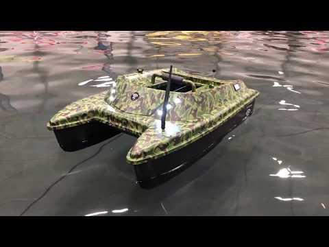 StrikeBoat Radio Control Fishing Bait Boats | Www.baitboat.co.uk