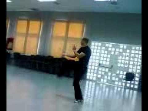 Kung-Fu Mantis Venezuela 3º Esquema (Mei Hua Lu)
