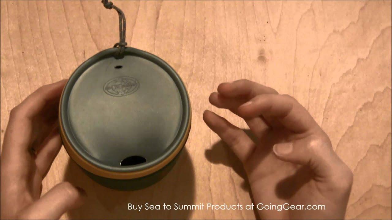 Sea to Summit Delta Insulated Mug - YouTube a6246ebd1