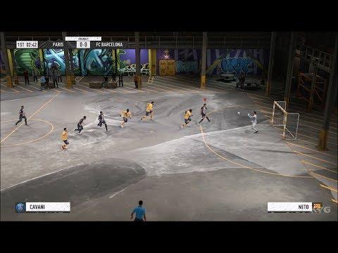 FIFA 20 - Volta Futsal Gameplay (PS4 HD) [1080p60FPS]