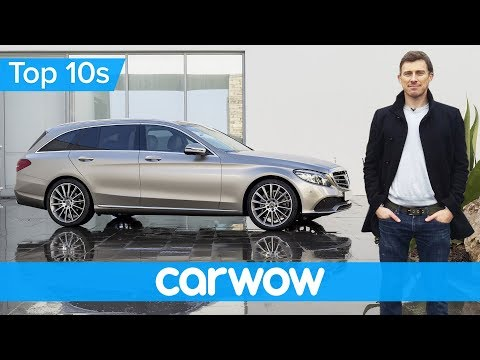 New Mercedes C-Class 2019 - can YOU spot the difference? | Top 10s