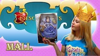 Кукла Мэл Потомки Disney Descendants, распаковка и обзор