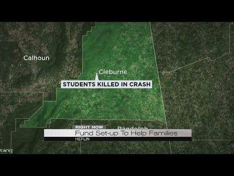 cleburne county crash