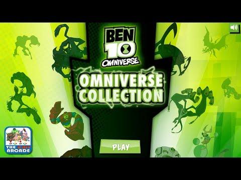Бен тен, Бен 10 игра коллекция всех героев # 2 онлайн