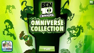 Ben 10 Omniverse: Omniverse Collection - Test Your Gaming Skills (Cartoon Network Games)