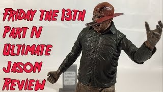 Friday The 13th Part IV Ultimate Jason Action Figure Review!