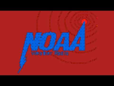 NOAA Weather Radio - Tropical Storm Warning for the North Carolina coast (EAS #1,006)