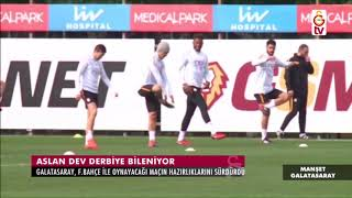 Manşet Galatasaray (16 Mart 2018)