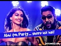 Abhi Toh Party Shuru Hui Hai Lyrical Song|Badshah,Aastha Gill|Royalman Akshay,Shiv Om Records