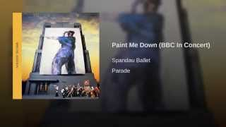 Paint Me Down (BBC In Concert)